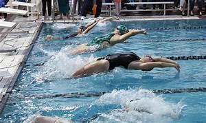 Cape swimming teams split with Indian River | Cape Gazette