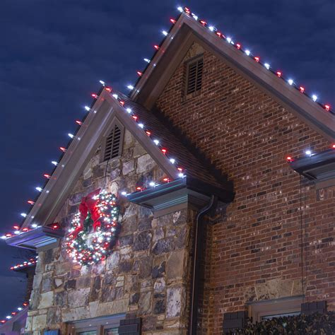 how to christmas lights on house hanging christmas lights