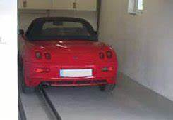 Einparkhilfe Garage Selber Bauen : parkboy hilft dem wagen in schmale garagen ~ Watch28wear.com Haus und Dekorationen