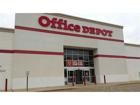 Office Depot Hours For Today by Office Depot 2121 Pearl Ms 39208