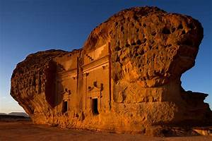 Madain Saleh Al-Hijr Archaeological Site