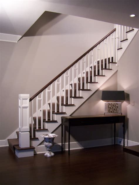 Interesting Staircases by Interesting Transitional Style Stairs Traditional