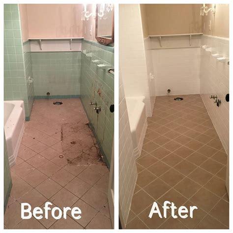 house  reglazed  bathrooms wall tile