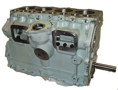 2.25 3mb Diesel Short Engine