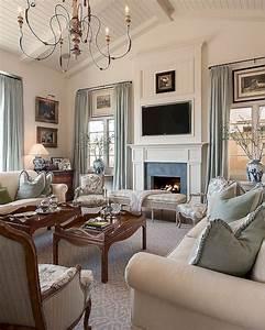 French, Style, Living, Room, Design, 18, U2013, Decoredo