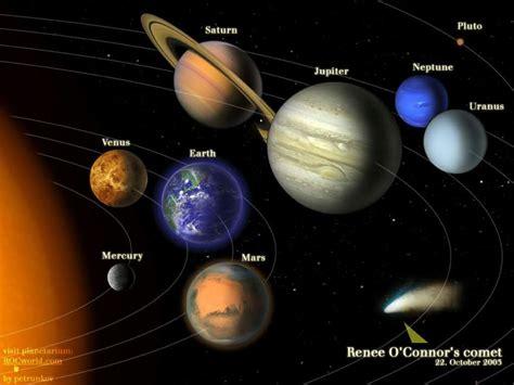 waktunya fajar beraksi tata surya