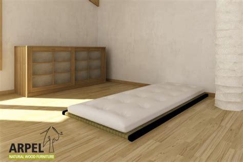 futon e tatami pacchetto di 1 tatami futon cotone e lattice comfort