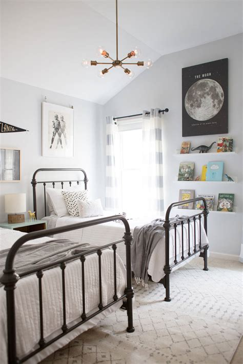 For older boys, this style may be a cool idea to try! 33 Best Teenage Boy Room Decor Ideas and Designs for 2021