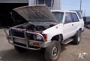 Toyota Hilux 4 Runner 86 Rn Yn63 V6 Engine Automatic For
