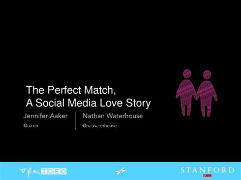 A Perfect Match A Social Media Love Story Stan11
