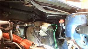 How To Change Replace Brake Master Cylinder Peugeot 206