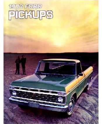 ford  series truck    buyer