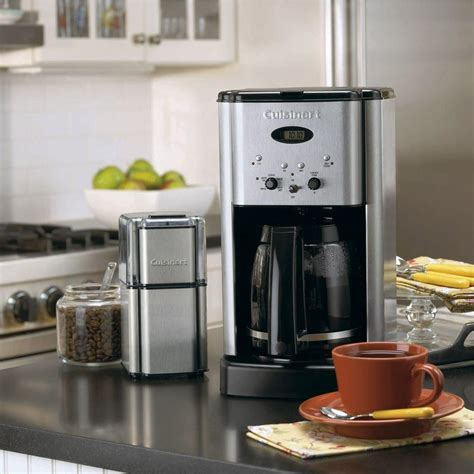 cuisine arte cuisinart brew central 12 cup programmable coffee maker in