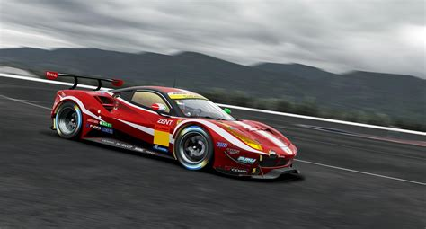 Welcome to ferrari official facebook page! #50 INGING & Arnage Racing Ferrari 488 (Super GT) by ...