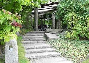 Gestaltung Von Terrassen : naturstein gestaltung von mauern wegen und terrassen ~ Markanthonyermac.com Haus und Dekorationen