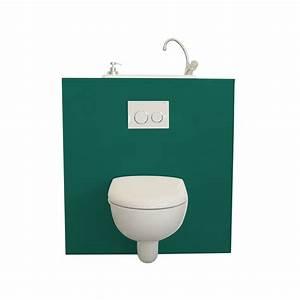 Wc Lave Main Intégré : wc suspendu geberit avec lave mains int gr wici next ~ Dailycaller-alerts.com Idées de Décoration
