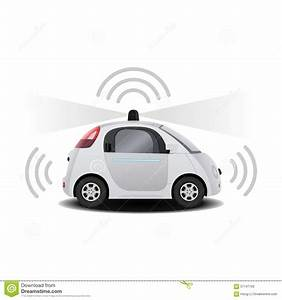 Autonomous Self-driving (drive) Driverless Vehicle With ...
