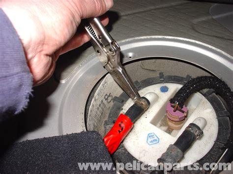 Vw Fox 1990 Audi A4 1 8t Volkswagen Fuel Pump Replacement Golf Jetta Passat Beetle Pelican Parts Diy