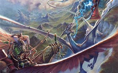 Dragons Dragon Dungeons Metallic Fantasy Draconomicon Rpg