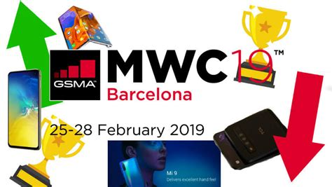 the best and worst tech of mwc 2019 tech co
