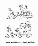 Float Parade Coloring Christmas Pages Clip Drawing Floats Bambi Clipart Cartoon Pooh Sheets Getdrawings Cliparts Sheet Macy Library Honkingdonkey sketch template