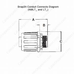 Arlington Industries U00ae Snap2it Conduit Fittings
