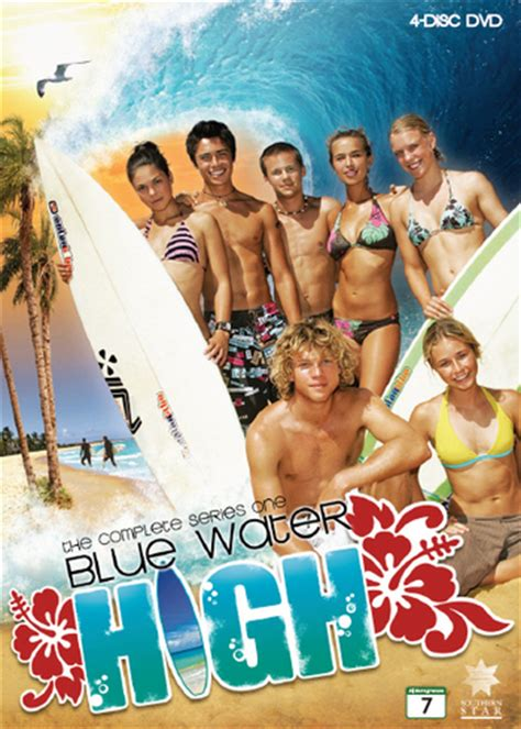 blue water high saesong   disc dvd discshopse