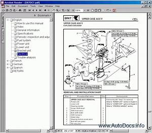 Yamaha Outboard Motors Repair Manual 2001 Repair Manual