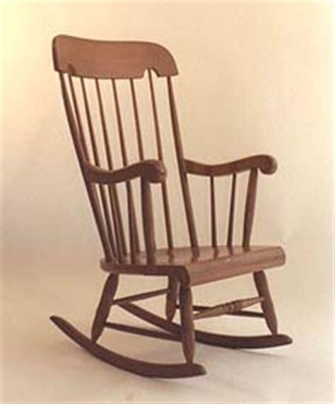 free boston rocking chair plans 187 woodworktips