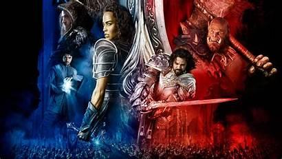 Warcraft Beginning Fantasy Fighting Action Adventure Warrior