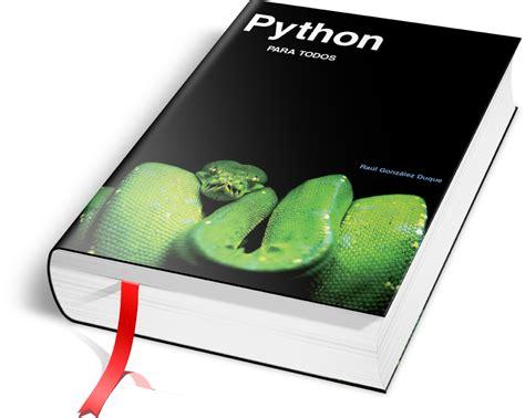 libreria python libros manuales intercambiosvirtuales