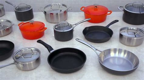 cookware sets buying guide  canadian tire youtube