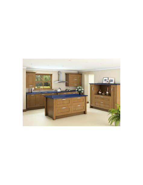 shaker cabinet kitchen westwood oak timber shaker kitchen doors solid one peice frame 2167
