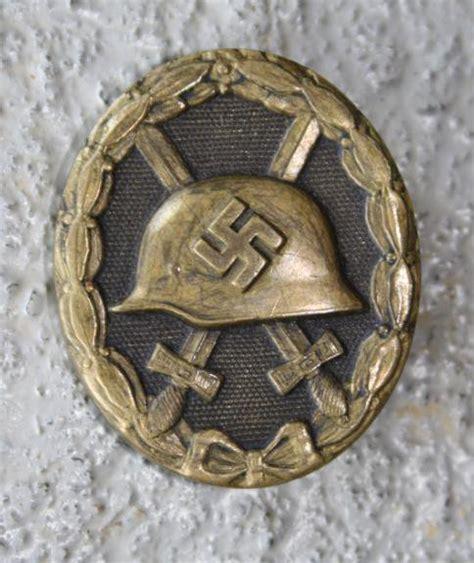 insigne des bless 233 s allemands mat 233 riels militaire 14 18