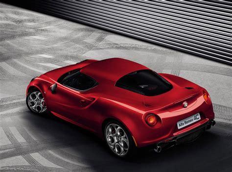 Alfa Romeo Images by 2014 Alfa Romeo 4c Specs