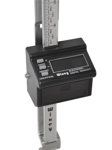 supermax digital depth gauge dro
