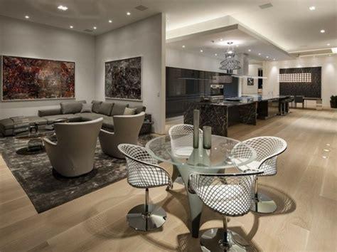 cuisine salon aire ouverte meubles salle à manger 87 idées sur l 39 aménagement réussi