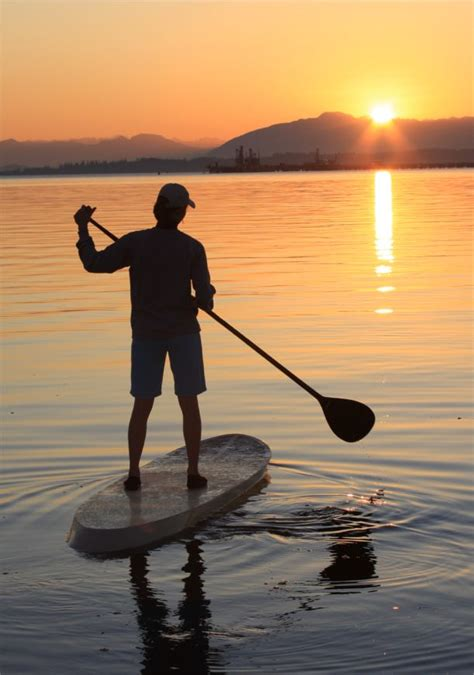 frontenac outfitters choosing a standup paddleboard