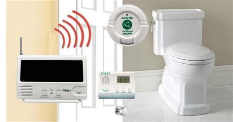 elderly wireless toilet emergency alarm for hospitals