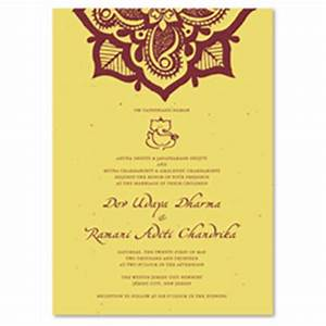 indian wedding invitations indian theme wedding cards With indian wedding invitations recycled paper
