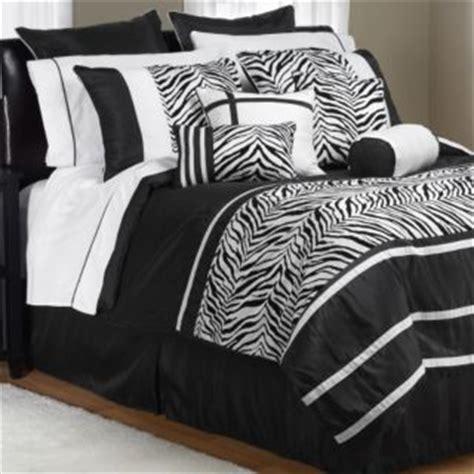 fingerhut bedding sets comforter black white and king on