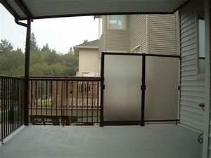 sichtschutz aus glas die neusten tendenzen in 49 bilder With sichtschutz aus glas für terrasse