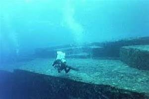 Ancient Underwater City In Japan Could Be The Lost ...