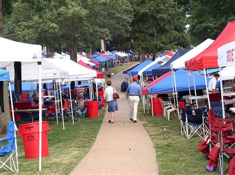 ole  voted top tailgating school