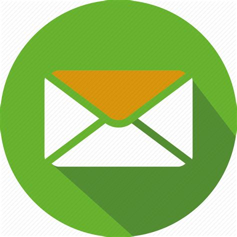 email envelope icon png green shopper by brian ondari