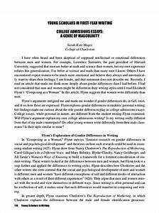 9 college essay examples free pdf format download With college admission essay examples