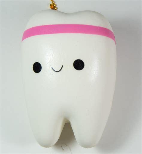 jumbo tooth squishy