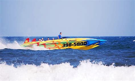 Speed Boat Ocean City Nj by Stormin Speedboat In Ocean City Nj Groupon