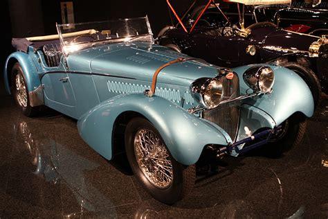 1938 Bugatti Type 57 Sc Vanden Plas Roadster