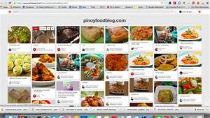 Pinoy Food Blog is now part of the Pinterest Community in ...